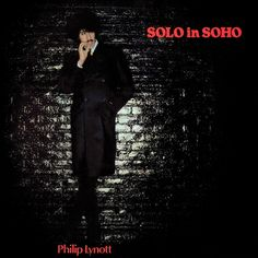 Thin Lizzy - Phil Lynott Solo - In Soho on Limited Edition Import 180g LP