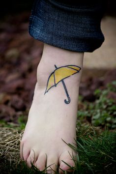 how i met your mother tattoo symbolic of hope, love, patience, all the pieces coming together