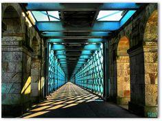 Puente Internacional Valença-Tuy. Rio Minho/Miño