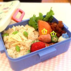 今日はたけのこご飯(*^^*) - 41件のもぐもぐ - たけのこご飯 by sakuramidori