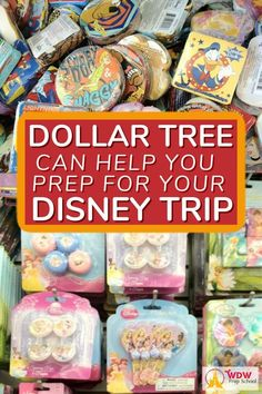 Want to know our biggest budgeting secret for prepping for your Disney World trip? Save big bucks by picking up the basics at Dollar Tree. Here's our list of what you need. Every dollar saved is an extra dollar for vacation! Disney World Packing, Walt Disney World Vacations, Disney Trips, Disney Travel, Disney Parks, Disney On A Budget, Disney Fun, Disney Countdown, Countdown Ideas