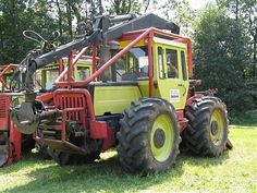 MB trac forestier