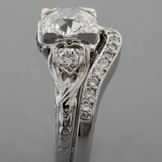 vintage wedding ring sets - Yahoo Image Search Results