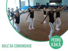 Espetáculos de balé na Comunidade!   O Balé da Cidade de São Paulo está realizando espetáculos gratuitos em seis Centros Educacionais Unificados (Ceu's): da Vila Curuçá, Três Lagos, Pêra Marmelo, Parque Veredas, Paz e Perus. As apresentações acontecem até o dia 10 de outubro, todas às quartas-feiras, às 16h.