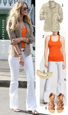 Who DOESN'T want to look like Elle Macpherson?
