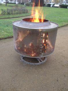 Fabulous Stellen Perfekte Feuerschale Edelstahl Ein Von Culturebox Bei Dawanda With Grill Selber Bauen
