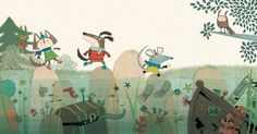 The Great Snortle Hunt , Kate Hindley with Claire Freedman Type Illustration, Children's Book Illustration, Kitty Crowther, Art Story, Children's Picture Books, Illustrations And Posters, Childrens Books, Character Design, Opera