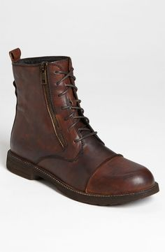 Bed Stu 'Patriot' Cap Toe Boot
