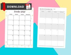 2021 Calendar with the simple layout, readable font and convenient layout. The calendar can start with every month you like. All planners are available in four sizes: A4; A5; US Letter Size; Half Letter Size. #calendar #calendars #blank #appointment #planner Photo Calendar, Yearly Calendar, 2021 Calendar, Calendar Printable, Funny Illustration, Photo Illustration, Custom Wall, Letter Size, Bar Chart