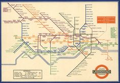 vintage london tube map digital download vintage poster print instant digital downloadlondon city underground printable maplondon print