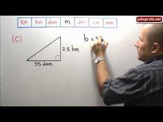 Áreas de figuras planas: Julio Rios explica cómo determinar el área de cuatro figuras geométricas planas.