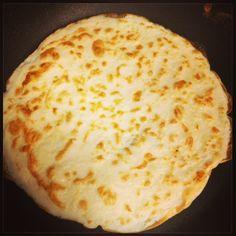 Coconut flour tortillas - excellent for off season tacos! :)