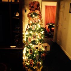 Picture Christmas Tree