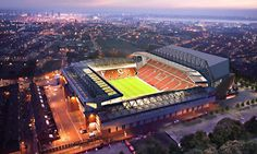 Anfield... the future! #LFC