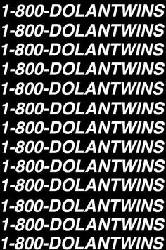 Dolan twins 4 life ❤️❤️