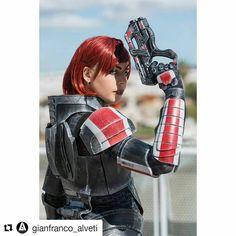 #Repost @gianfranco_alveti (@get_repost)  Cosplay: Shepard n7 armor Cosplayer: @silvia__kieart #picoftheday #photooftheday #cosplaygirl #cosplay #cosplaylife #cosplayer #cosplaying #nikonclubitalia #nital #nikonitalia #portrait #portraitphotography #nikon_portrait #instacosplay #shepardcosplay #n7armor #janeshepard