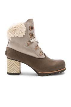 Sorel Jayne Lux Boots