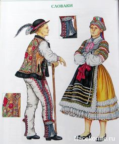 Slovakia Folk Costume, Costumes, Folk Embroidery, Two By Two, Princess Zelda, The Incredibles, Culture, Homeland, Family History