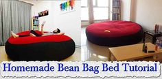 Welcome to living Green & Frugally. We aim to provide all your natural and frugal needs with lots of great tips and advice, Homemade Bean Bag Bed Tutorial
