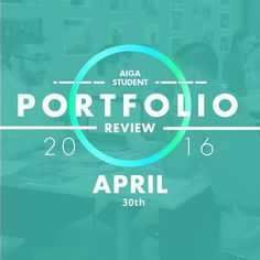 The AIGA portfolio review was a day-long event designed to give advice to students on how to present themselves and their work. Held at Lesley University College of Art and Design with youth design. #portfolioreview #graphicdesign #aigaboston