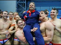 GB men's water polo!