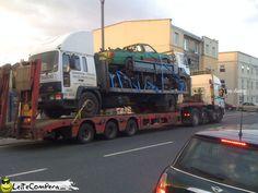 Inception no transporte de carro