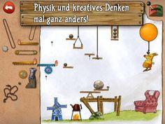 Petterssons Erfindungen | iOS App für Kinder