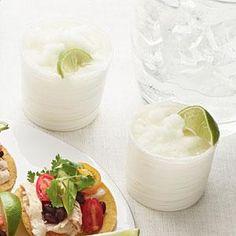 Frozen Margarita | MyRecipes.com