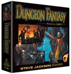 GURPS Turns 30, Starts Kicking Down Doors to Celebrate With Dungeon Fantasy RPG