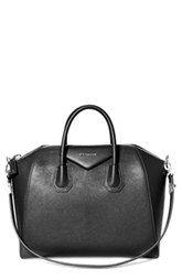 eeafc035a56f Givenchy  Medium Antigona  Sugar Leather Satchel Satchel Handbags