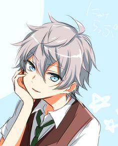 Anime Boy With Cat Ears CatEars