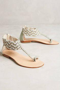 Cocobelle Coco Beadwork Sandals