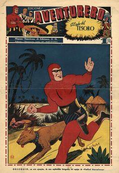 AVENTURERO (2ª) COMPLETA: 31 EJS. (HISPANO AMERICANA, 1945) - Foto 1
