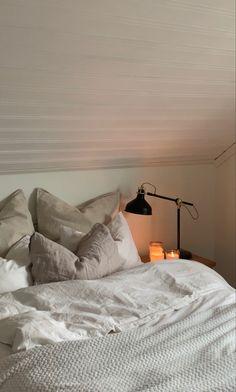 Room Ideas Bedroom, Home Bedroom, Bedroom Decor, Bedrooms, Bedroom Inspo, Bedroom Inspiration, Dream Rooms, Dream Bedroom, Cozy Room