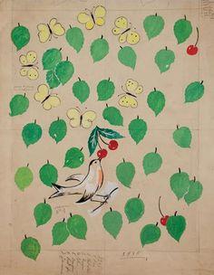 The Artwork of Paule Marrot
