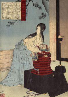 Japon. Coleccion Pilar Coomonte Nicolás Gless | MUJERES SAMURAI