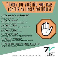 """15 curtidas, 1 comentários - Seven List (@_sevenlist) no Instagram: """"Hoje é comemorado o Dia da Língua Portuguesa e da Cultura na CPLP.  A nossa língua é cheia de…"""""""