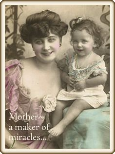 Vintage Mother & Child photo from Magic Moonlight Free Images Vintage Photos Women, Vintage Pictures, Vintage Photographs, Old Pictures, Vintage Images, Old Photos, Vintage Postcards, Vintage Photo Booths, Female Photographers