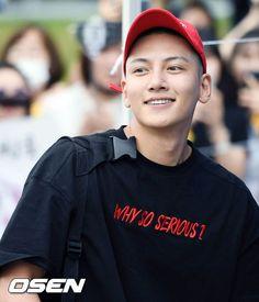 [News] Ji Chang Wook leaves for military enlistment Kang Dong Won, Kang Jun, Dong Hae, Jikook, Ji Chang Wook Photoshoot, Ji Chan Wook, Park Hyung, Song Joong, Empress Ki