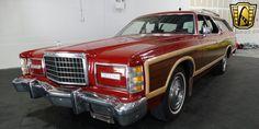 1977 Ford LTD Country Squire V8 460 4bbl V8/C6 Auto