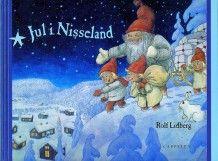 Jul i Nisseland av Rolf Lidberg (Innbundet)