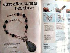 Wirework Necklace