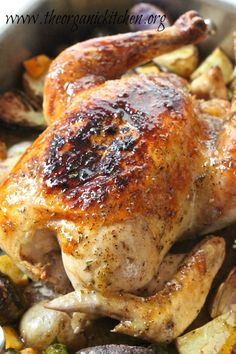 everything you need to know about roasting a chicken - Ina Garten Lamb Recipes