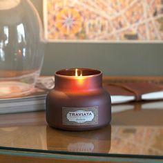 Travel light, live light, spread the light, be the light. - Yogi Bhajan #aspenbaycandles #traviata