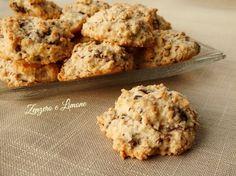 biscotti cocco e cioccolato -