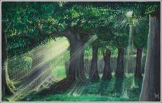 Ālfheimr (Alfheim): This world of the shine between lowest sphere Asgard and highest sphere Midgard, habits light elfs,  entities of intellect and spirituality. Their master is god (Van) Freyr
