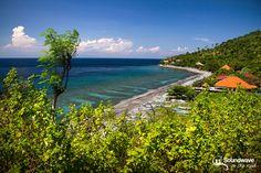 Découverte des spots de snorkeling incontournables à Amed, un petit paradis tranquille au pied des volcans à Bali.