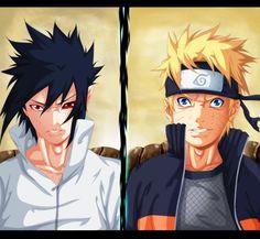 Naruto Cap 693 - Naruto vs Sasuke by Facu10Mag