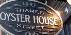 Thames St. Oyster House has donated beautiful raw oysters to us again this year.