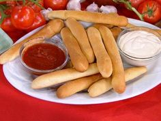 Olive Garden Breadstick Recipe--Really tasted like the real thing! Super yummy and lots of compliments on this recipe.
